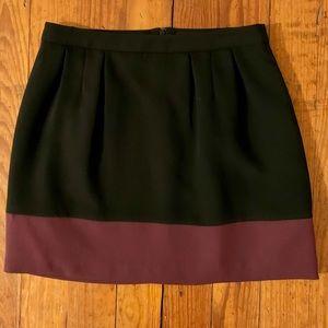 Banana Republic color-block skirt